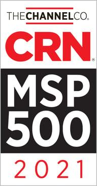 2021 CRN MSP 500