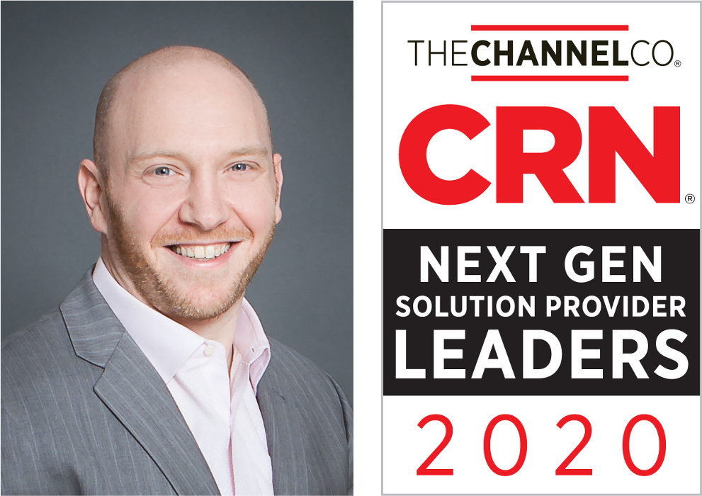 Abacus CTO Paul Ponzeka - CRN 2020 Next-Gen SP Leader