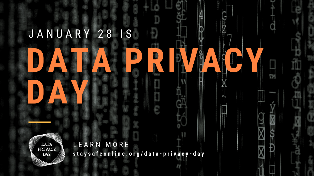Data Privacy Day image 2019