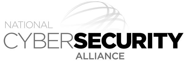NCSA logo grayscale