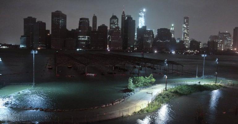 Hurricane Sandy NYC-1