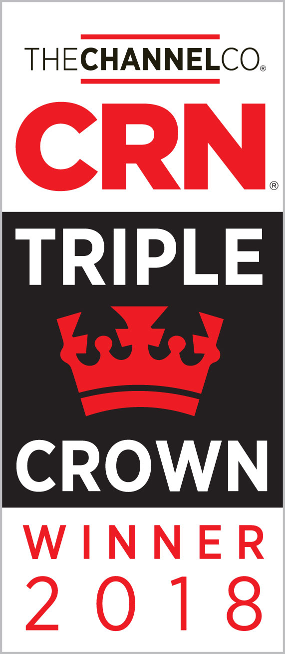 Abacus Group Named CRN® Triple Crown Award Winner