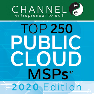 Abacus Group Named to ChannelE2E's Top 250 Public Cloud MSPs List for 2020