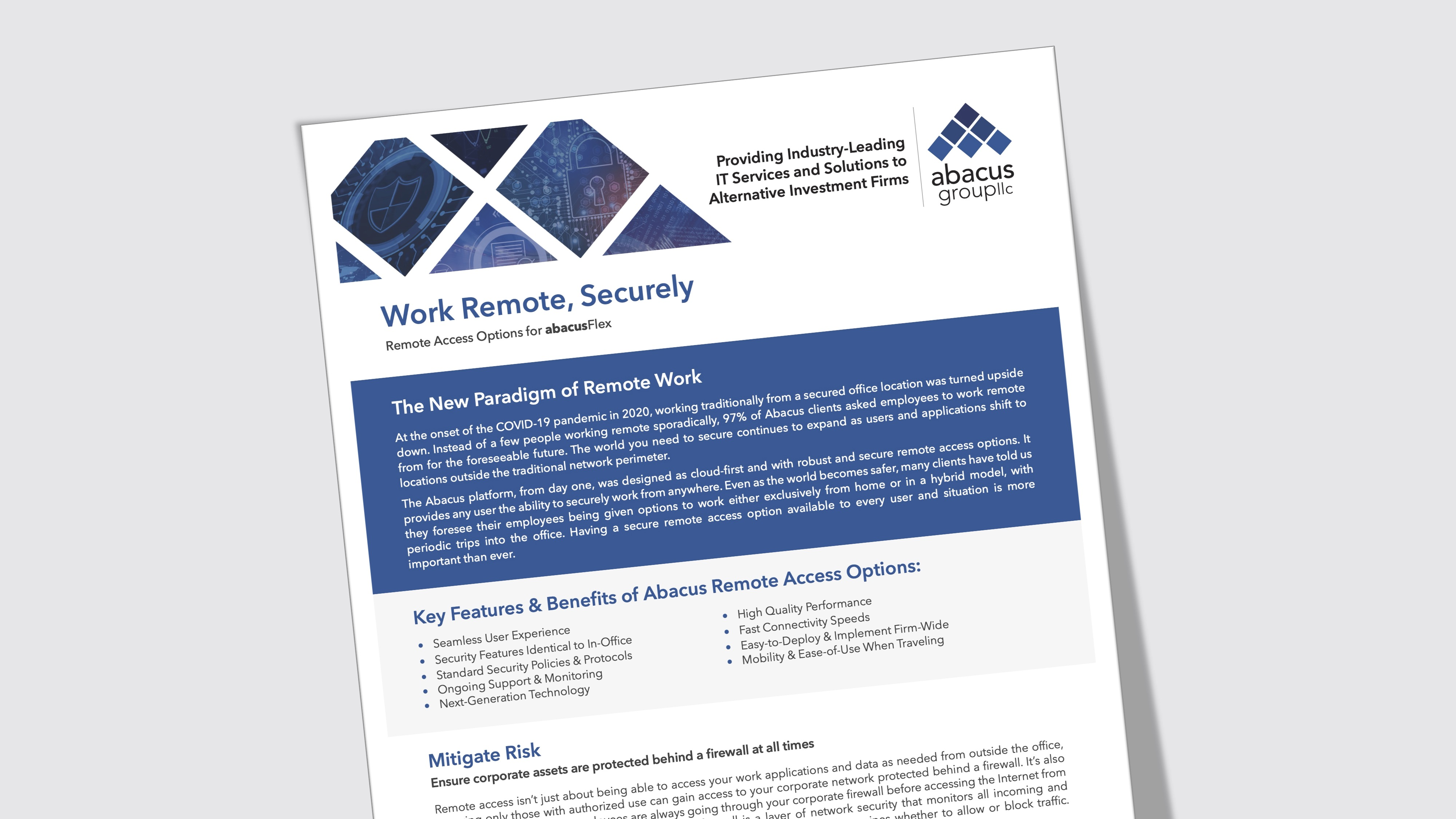 Remote Access Options