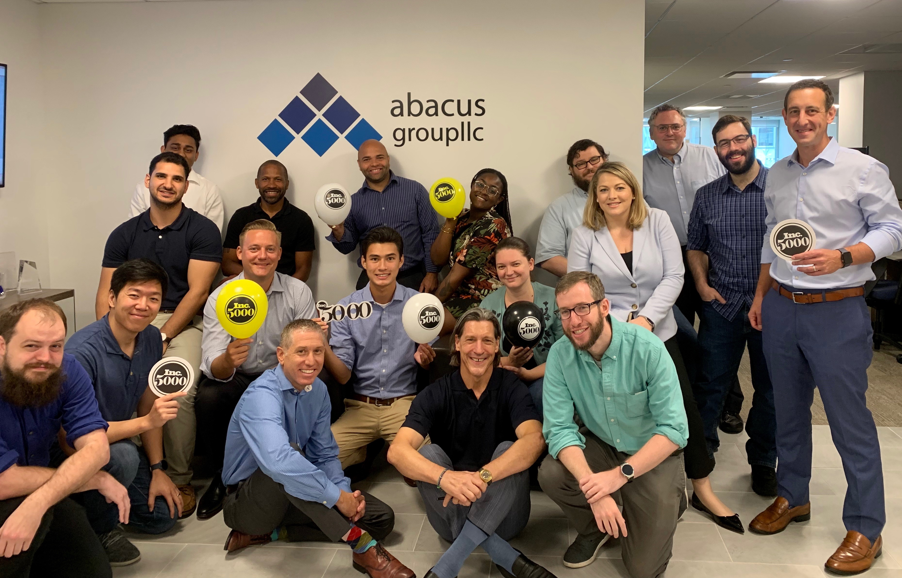 Abacus Group Named to Inc. Magazine's Annual List of America's Fastest-Growing Private Companies—the 2019 Inc. 5000