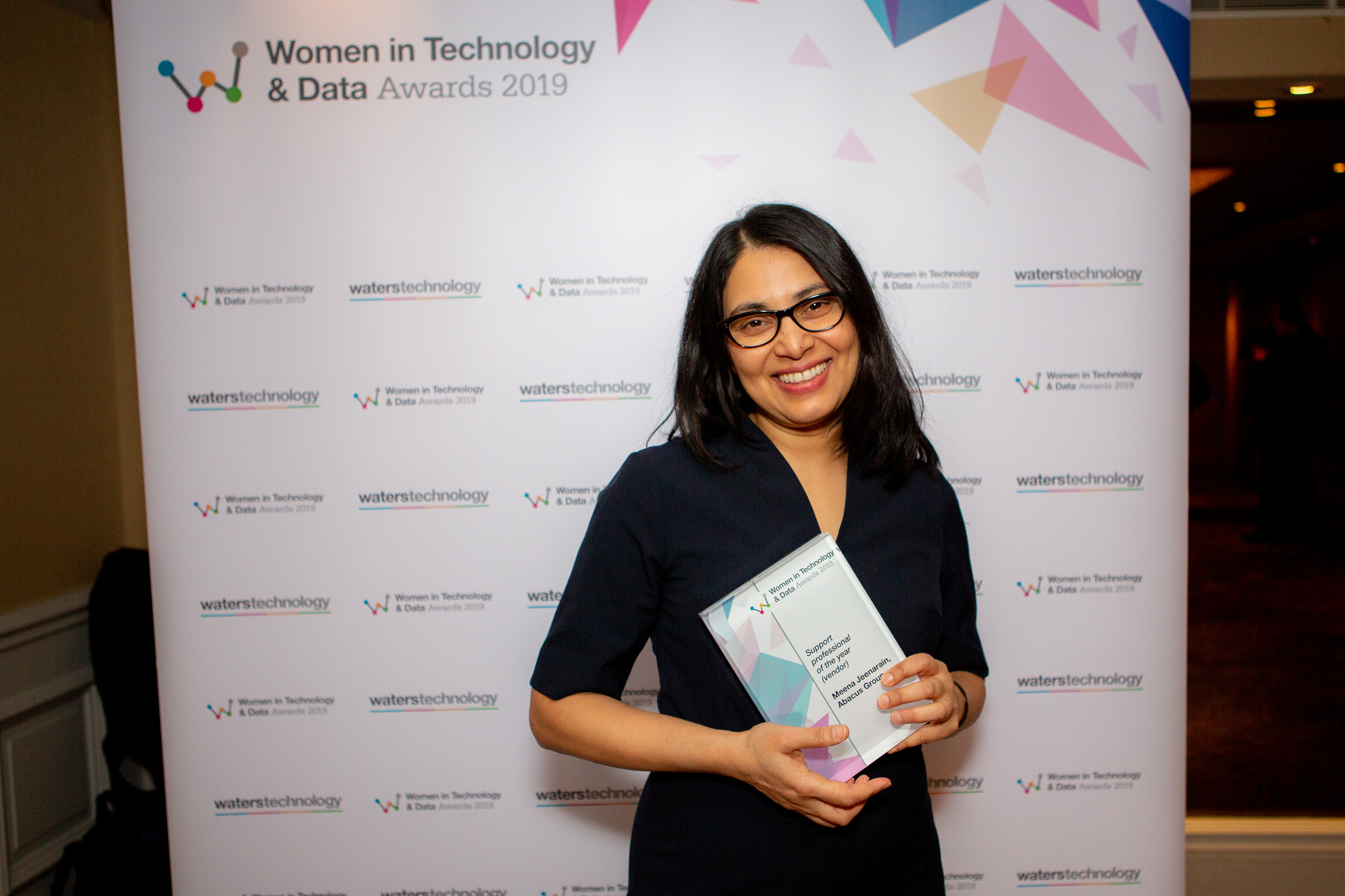 Abacus Group's Meena Jeenarain Wins Prestigious Global Women in Technology Award