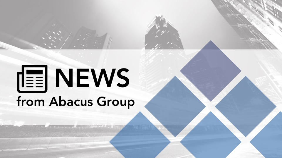 Abacus Group Completes SOC1 Type 2 Audit